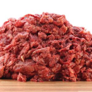 Bio-Rindermaulfleisch