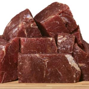 Pferdefleisch in großen Stücken 1kg