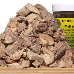 Wildfleisch Stockbarf