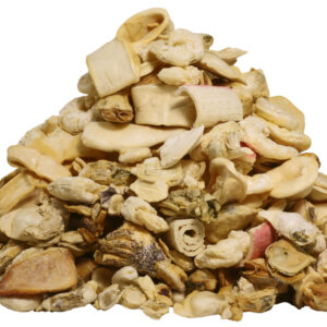 Meeresfrüchte-Mix Stockbarf