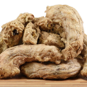 Hühnerhälse Stockbarf